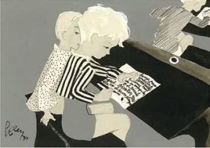 Serny. El hermano de Celia. El cuaderno de gramática CXLIX, 1934.