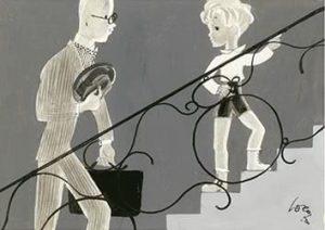 Serny. El hermano de Celia. Gangsters Club LV, 1933.
