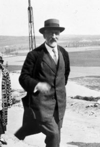 Manuel B. Cossío, Toledo, hacia 1928. Fundación Francisco Giner de los Ríos, Madrid.