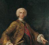 Giuseppe Bonito. Don Carlos de Borbón, rey de las Dos Sicilias, 1745. Colección Banco Santander.