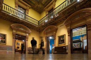 Museo Lázaro Galdiano. Salón de Baile. Foto: James Tye.