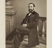 Retrato de Francico A. Barbieri.