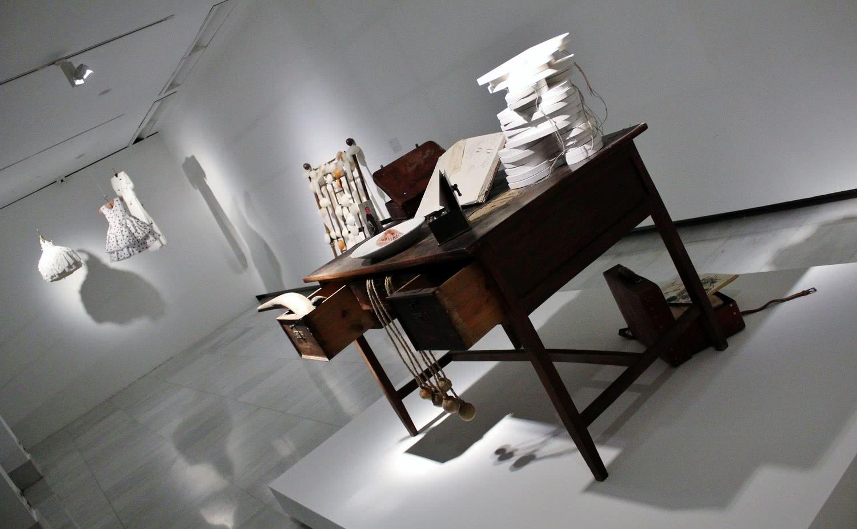Exposición 'Todo procede de la sinrazón'. Foto: Sonia Aguilera.