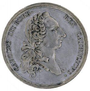 Tomás Francisco Prieto. Proclamación de Carlos III en Madrid, 1759.