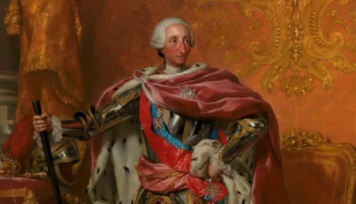Carlos III, majestad y ornato