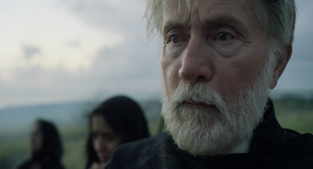 Martin Sheen en 'The Vessel'.