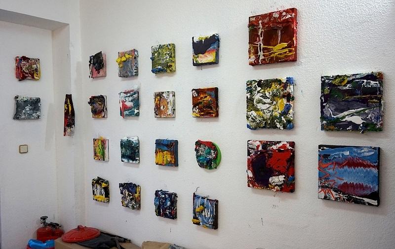 Exposición de Jorge Cano.