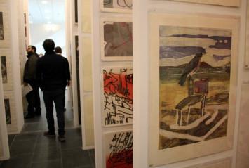 Oriol Vilanova. Vista de la exposición Colección XV. CA2M. Foto: Luis Martín.