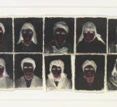 Milagros de la Torre, Under the black sun, 1991-1993.