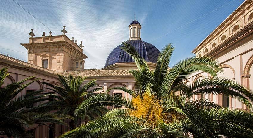 Museo Bellas Artes de Valencia.
