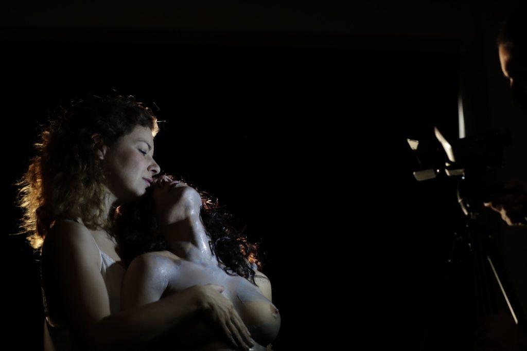 Oblivion o cisnes que se reflejan como elefantes. Foto: David Arenal.