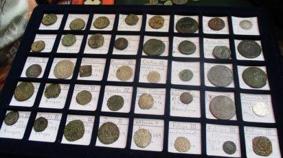Bienes culturales recuperados por la Operación Pandora. Foto: Ministerio del Interior.