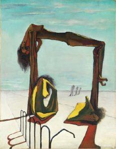 Ramses Younan. Sin título, 1939.