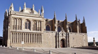 Monasterio de San Juan de los Reyes (Toledo).