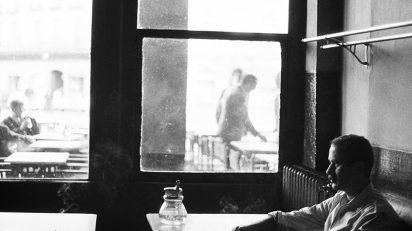 José Manuel Caballero Bonald. 1963 © Colita.