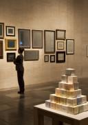'Constelaciones. Poesía experimental en España (1963-2016)'. Vista de la exposición en MUSAC, Museo de Arte Contemporáneo de Castilla y León. Cortesía MUSAC.