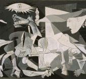 Pablo Picasso. Guernica, 1937. Colección Museo Nacional Centro de Arte Reina Sofía © Sucesión Pablo Picasso, VEGAP, Madrid, 2017.