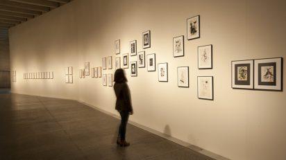 Francisco Pino. Una realidad tan nada. Vista de la exposición en MUSAC, Museo de Arte Contemporáneo de Castilla y León. Enero-mayo 2017. Cortesía MUSAC.