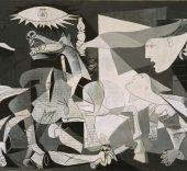 Pablo Ruiz Picasso. Guernica,  1937.