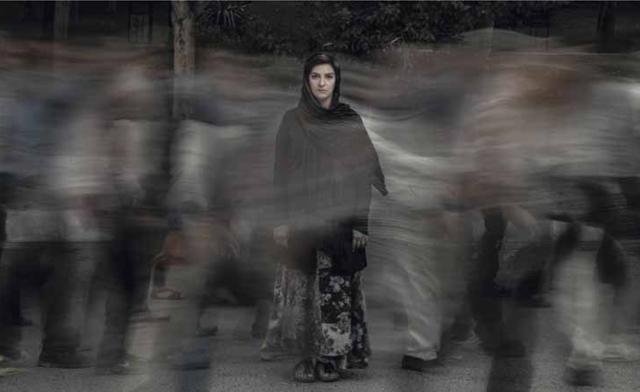 Too Loud a Solitude, 2015 © Shadi Ghadirian. Courtesy of Silk Road Gallery.