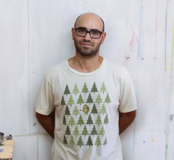 Antonio Montalvo. Foto: Jesús Madriñán, 2014.