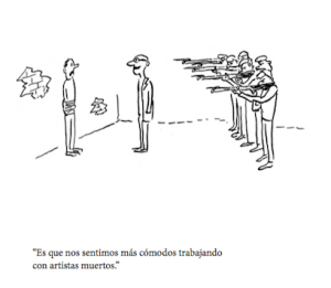 Pablo Helguera. Artoons.