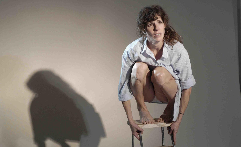 Beatriz Argüello en '4.48Psicosis'.