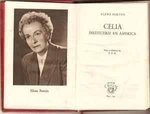 Elena Fortún.