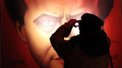 Exposición Houdini. Las leyes del asombro. Espacio Fundación Telefónica. Foto: Luis Martín.