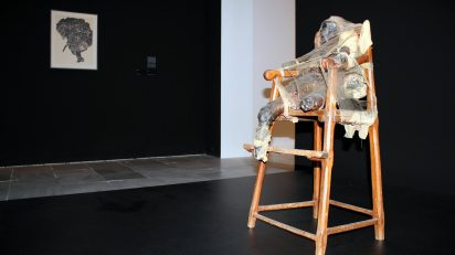 Exposición Bruce Conner. Es todo cierto. Museo Nacional Centro de Arte Reina Sofía. Foto: Luis Martín.