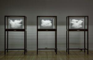 Leandro Erlich. Nido de las Nubes.
