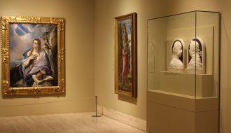 Exposición Obras maestras de Budapest. Del Renacimiento a las Vanguardias. Museo Thyssen-Bornemisza. Foto: Sonia Aguilera.