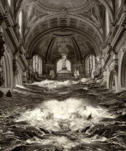 Pablo Genovés. Serie Tides. Altar.