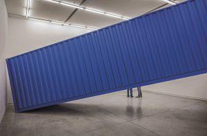 Exposición 'Perspectiva de Jorge Macchi'. CA2M.