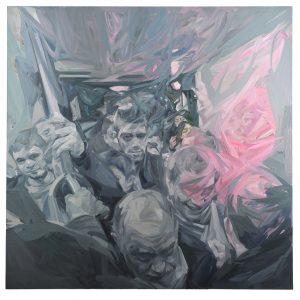 Renato Costa. Tan-Gentes, 2016. Galería Javier Silva.
