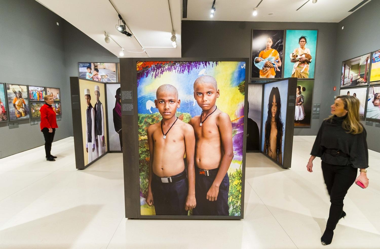 Exposición 'Tierra de sueños', de Cristina García Rodero.