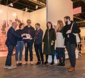 La galería DROP CITY, ganadora del  PREMIO OPENING ARCOmadrid 2017.