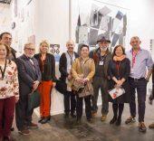 La Asociación Española de Críticos de Arte (AECA) concede sus Premios ARCOmadrid 2017.