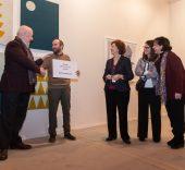 Antonio Ballester Moreno, ganador de Premio ART Situacions en ARCOmadrid 2017.