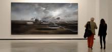 Exposición del artista chino Jia Aili en el Centro de Arte Contemporáneo de Málaga.