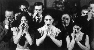 30 años de la historia del teatro-danza de Alemania.