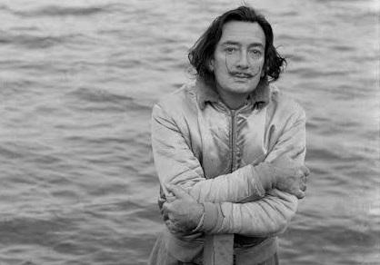 Ricardo Sans, Salvador Dalí
