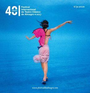 Cartel 40 Festival Almagro
