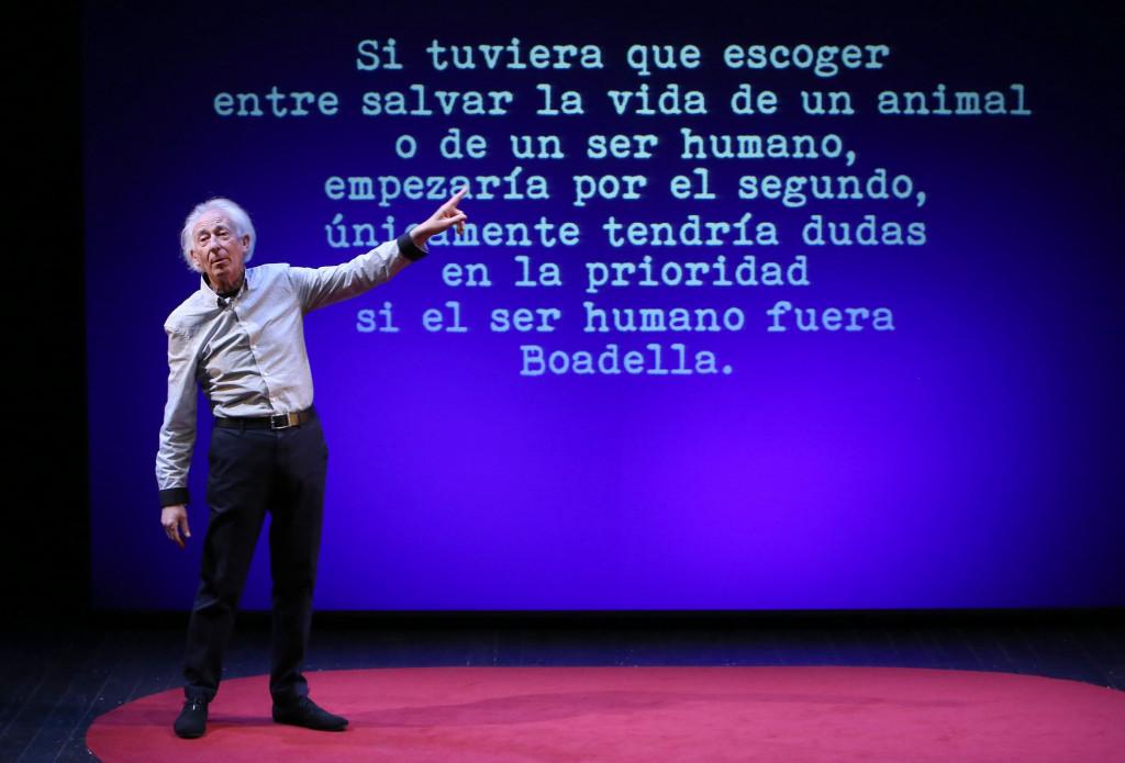 El sermón del bufón. Foto: Jaime Villanueva.