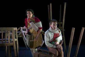 Gretel y Hansel.