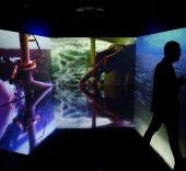 Hors Pistes Travesias maritimas Centre Pompidou Malaga