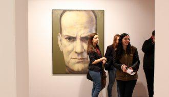 Exposición Cela - Literatura y arte. La pintura a través de Papeles de Son Armadans. Círculo de Bellas Artes. Foto: Luis Martín.