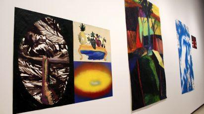 Exposición Nadie lo sabe todo, de Taxio Ardanaz y Leandro Feal. Azkuna Zentroa, Bilbao. Foto: Luis Martín.