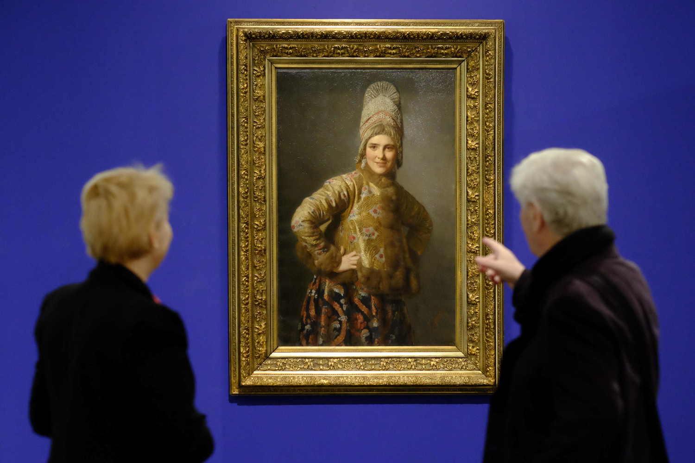 Exposición 'La Dinastía Románov'.