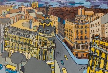 Miradas sobre Madrid.